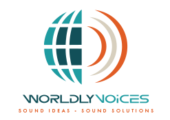 Worldly Voices Logo