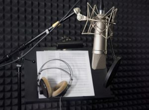 Voice Recording Studio