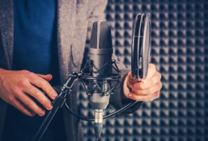 Voice Over Recording Service