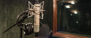 professional voice over for retail