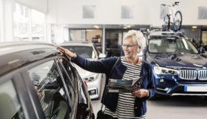 voice prompts for car dealerships