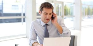 IVR recordings for financial institutions