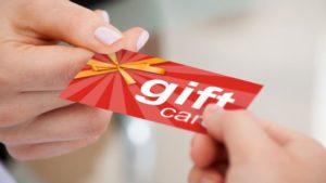 professional voice recording servicces for gift cards